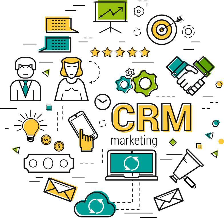 CRM , نرم افزار مدیریت ارتباط با مشتری